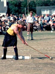 Scottish Highland Games, by Shenval B&B Loch Ness